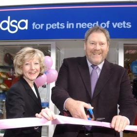 Store opening for PDSA