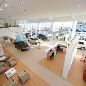 VW Main Dealer