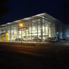 Renault dealership Canterbury
